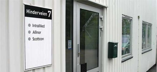 Kontorlokaler til leie i Sandefjord