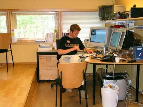 Ledige kontorlokaler i Sandefjord - studio