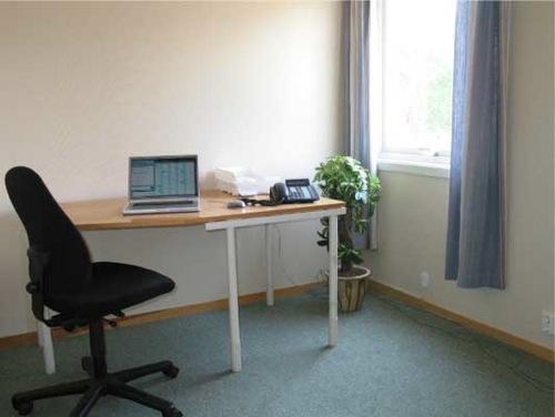 Ledige kontorlokaler i Sandefjord - lite kontor