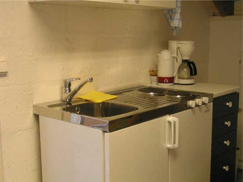 Ledige kontorlokaler i Sandefjord - kjøkkenbenk