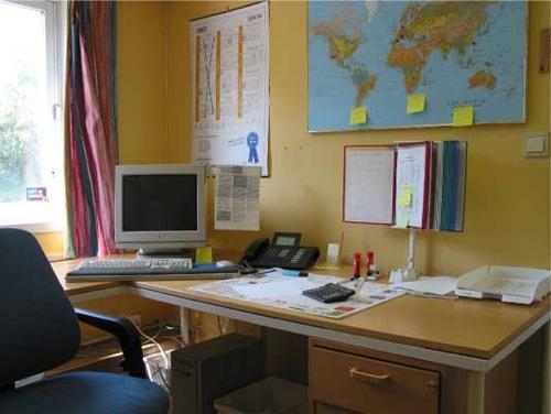 Ledige kontorlokaler i Sandefjord - kontor 1. etg.